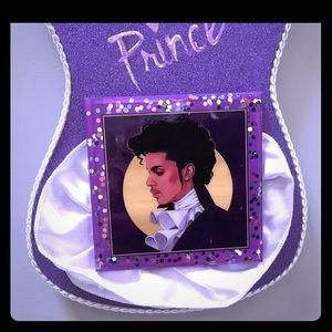 Accessories - 💜PURPLE RAIN💐Prince vanity wall hanging